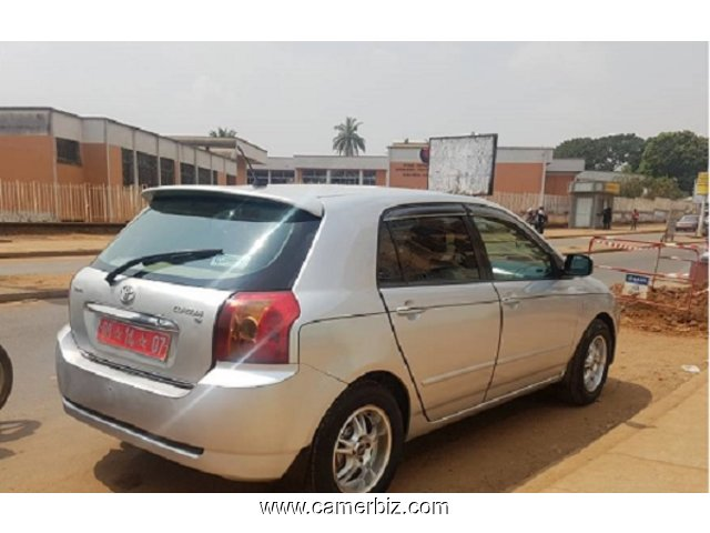 2007 TOYOTA COROLLA RUNX FOR SALE - 2052