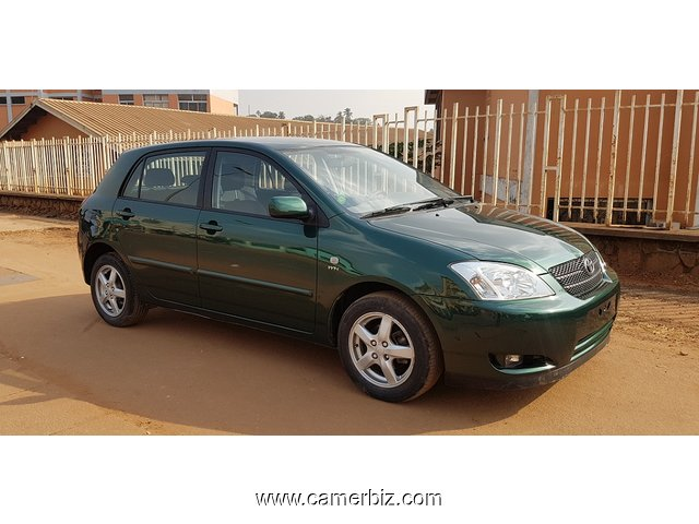 2005 TOYOTA COROLLA 115 FULL OPTION  A VENDRE - 2067