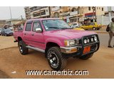 2003 TOYOTA HILUX DOUBLE CABIN A VENDRE