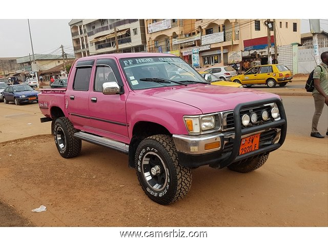 pick up toyota a vendre