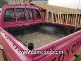 2003 TOYOTA HILUX DOUBLE CABIN A VENDRE  - 2092