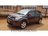 SUPER BELLE!!! 2009 TOYOTA URBAN CRUISER (IST) FULL OPTION AUTOMATIQUE A VENDRE - 2134