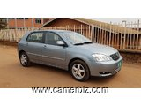 2004 MODEL TOYOTA COROLLA WITH AIR CONDITIONING SYSTEM FOR SALE