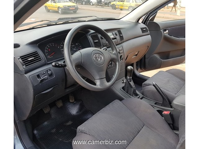 2004 MODEL TOYOTA COROLLA WITH AIR CONDITIONING SYSTEM FOR SALE - 2136