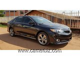 2013 TOYOTA CAMRY A VENDRE