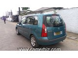 3,400,000FCFA-MAZDA PREMACY VERSION 2003-COUPE FAMILIALE-MONOSPACE-FULL OPTION-OCCASION BELGIQUE - 2143
