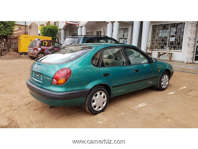 2002 Toyota Corolla 110 Climatisation a Vendre - 2162