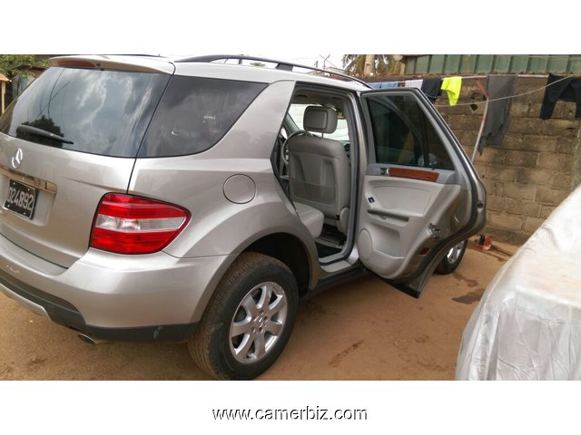 11,000,000FCFA-MERCEDES ML350 4X4WD VERSION  2008-OCCASION DES ETATS UNIS - 2233