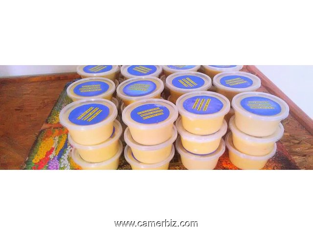 Shea butter and hair treatmen - 2238