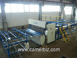 Wire mesh welding machine SUMAB - 2245