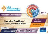 FORMATION ITIL V3 FOUNDATION
