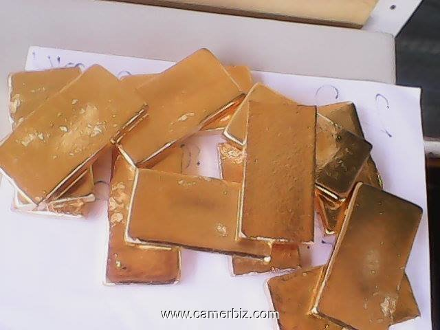 Buyers Wanted For Gold Bars - 2266