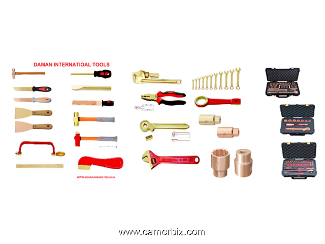 Non Sparking Tools Suppliers & Exporters - 2271