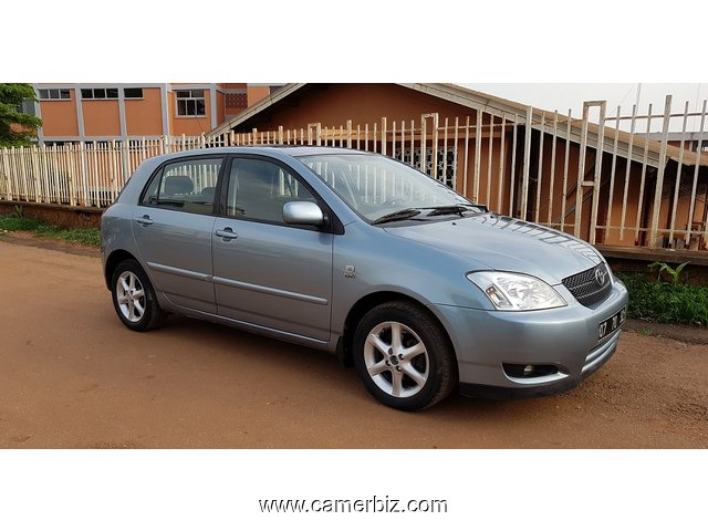 Belle 2005 Toyota Corolla 115 Full Option A Vendre. - 2276