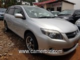 NirousAuto 2010 Toyota Corolla Fielder Full Option Automatique  A Vendre - 2310