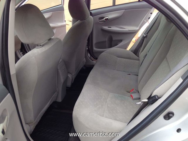 NirousAuto  Toyota Corolla S MODEL 2010 Full Option Automatique  A Vendre - 2318