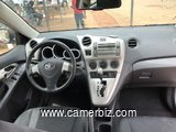 NIROUSAUTO SUPERBE TOYOTA MATRIX 4WD MODEL 2010 FULL OPTION - 2324