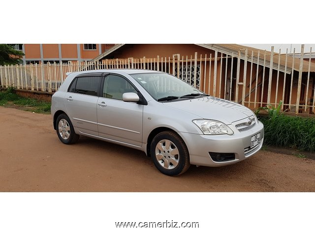 2008 Automatique Version Toyota Corolla Allex + 4WD - 2338