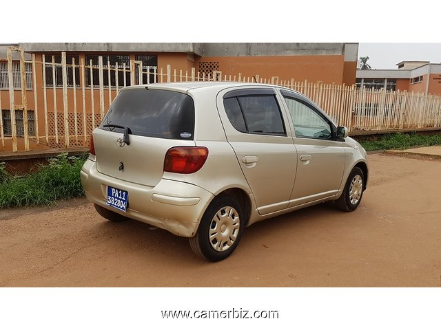 2004 Toyota Yaris Automatique Full Option a Vendre. - 2351