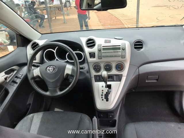 NIROUSAUTO SUPERBE TOYOTA MATRIX 4WD MODEL 2010 FULL OPTION - 2354