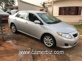 NirousAuto Toyota Corolla S MODEL 2010 Full Option   Automatique A Vendre - 2360
