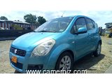 3,900,000FCFA-SUZUKI SPLASH-2X4WD-VERSION 2009-OCCASION DU CAMEROUN-FULL OPTION