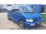 3,900,000FCFA-MINI BUS-A 8 PLACES-MERCEDES VITO-VERSION 2000-OCCASION EN FULL OPTION