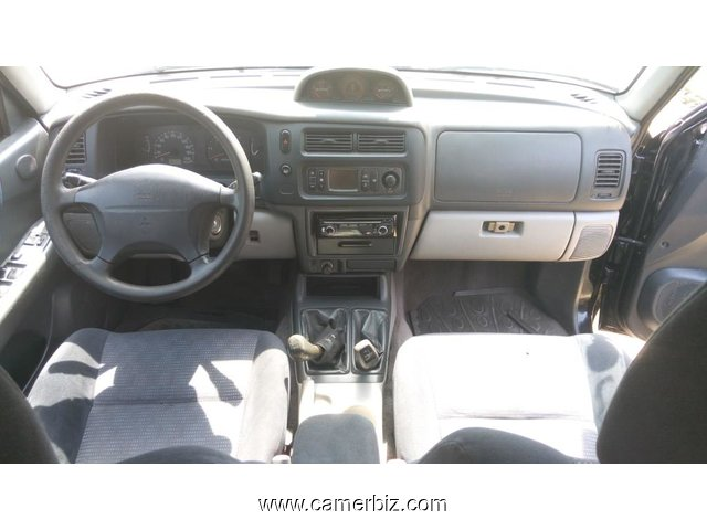 4,700,000FCFA-MITSUBISHI PAJERO SPORT-LIMITED 4X4WD VERSION 2001-OCCASION DU CONGO- FULL OPTION - 2416