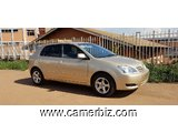 Jolie 2005 Toyota Corolla Runx (Allex) Full Option A Vendre - 2443