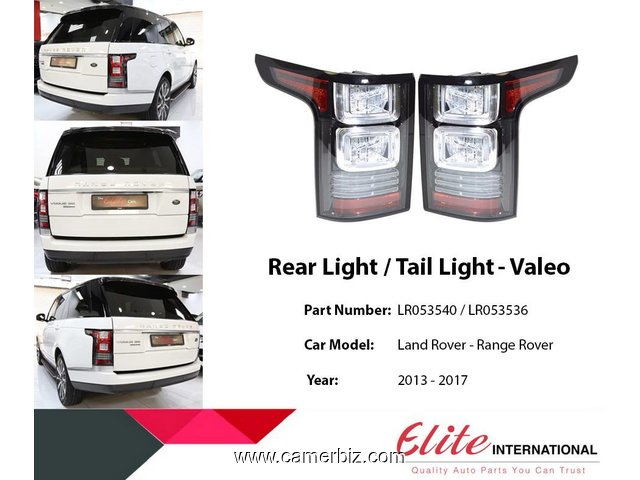 Genuine Range Rover Parts – Elite International Motors - 2475