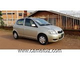 2005 Toyota Yaris Manuelle Full Option A Vendre - 2481