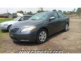 7,800,000FCFA-TOYOTA CAMRY-VERSION 2008-OCCASION DES ETATS UNIS-FULL OPTION - 2518
