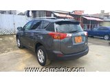 13,500,000FCFA-TOYOTA RAV4 4X4WD-VERSION 2014-OCCASION DU CAMEROUN EN FULL OPTION - 2522