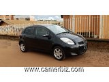 Jolie 2009 Toyota Yaris Automatique Full Option A Vendre. - 2592