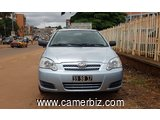 Super Jolie 2007 Toyota Corolla Runx (Allex) Automatique Full Option A Vendre. - 2593