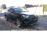 17,800,000FCFA-TOYOTA RAV4 4X4WD-VERSION 2018-OCCASION DES ETATS UNIS EN FULL OPTION - 2607