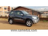 3 Portes 2004 Toyota Rav4 Full Option A Vendre - 2619