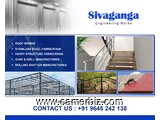 Best Stainless Steel Fabrication Works in Kollam Pathanamthitta Trivandrum Thiruvalla Adoor Attingal
