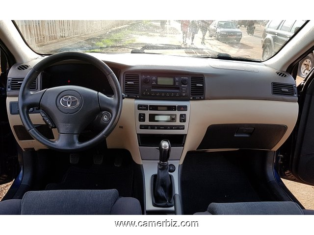 2005 Toyota Corolla 115 - Full Option a Vendre. - 2656