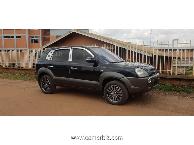 2007 Hyundai Tucson Modele Sport Full Option a Vendre. - 2664