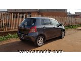 Belle 2008 Toyota Yaris Automatique Full Option A Vendre. - 2673