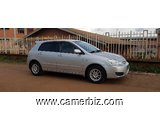 Jolie 2007 Toyota Corolla Allex (Runx) Automatique Full Option A Vendre. - 2674