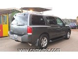 8,500,000FCFA-NISSAN PATHFINDER-ARMADA-4X4WD-VERSION 2006-OCCASION DES ETATS UNIS-100% FULL OPTION  - 2676