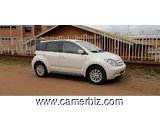 Belle 2006 Toyota Ist (XA) Full Option A Vendre - 2723