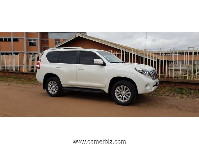 Belle 2017 Toyota Land Cruiser Prado Automatique Full Option A Vendre. - 2762