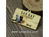 Oak Bay Customized Medals