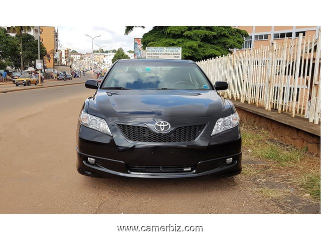 2010 Toyota Camry Automatique Full Option A Vendre. - 2773