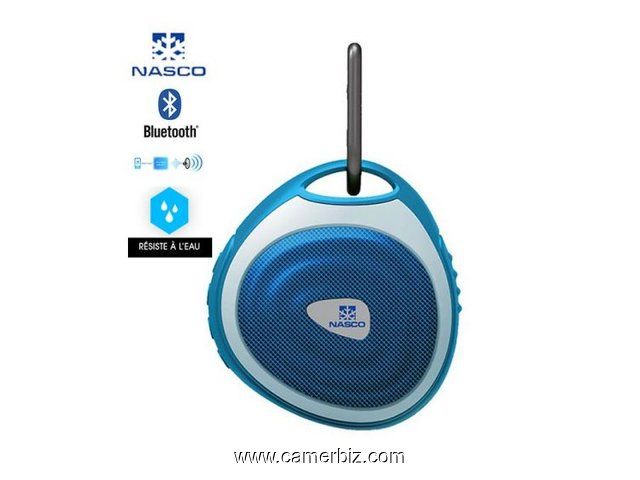 NASCO ENCEINTE BLUETOOTH S9 2W - 2840
