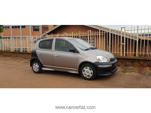 Modele Sport 2005 Toyota Yaris Automatique Full Option A Vendre. - 2952