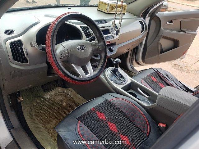 2013 kia sportage automatique full option a vendre voitures yaounde cameroun. Black Bedroom Furniture Sets. Home Design Ideas